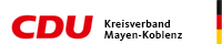 CDU-Kreisverband Mayen-Koblenz Logo